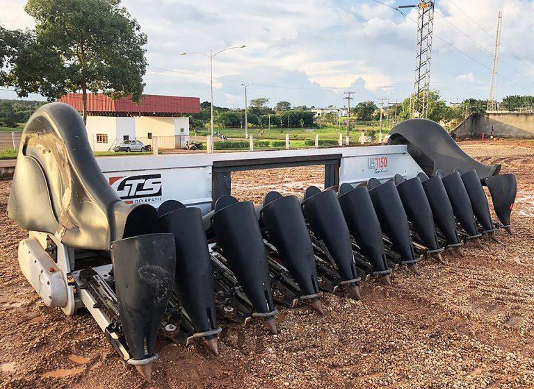 Plataforma de Milho 11 Linhas GTS US1150