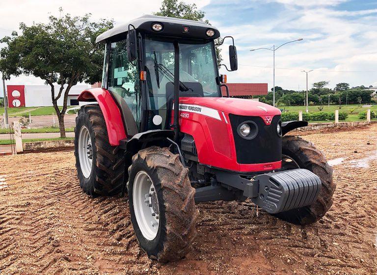 Trator Massey Ferguson 4290/4 2013 Cabinado