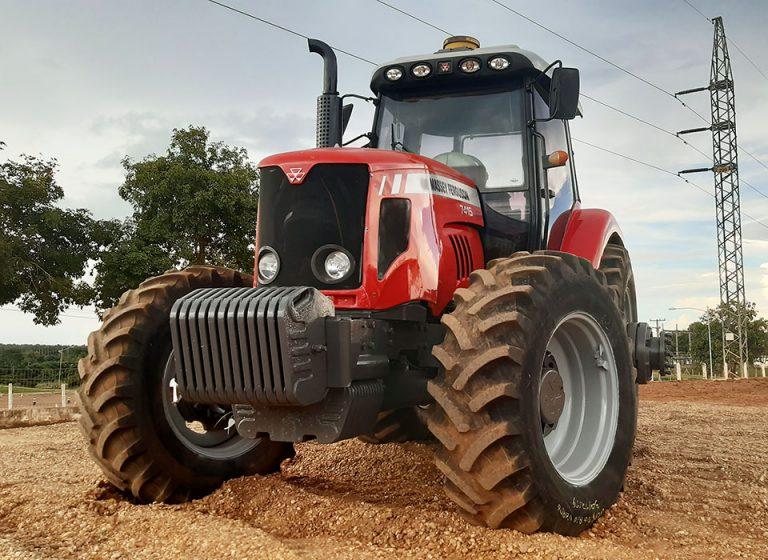 Trator Massey Ferguson 7415 2012